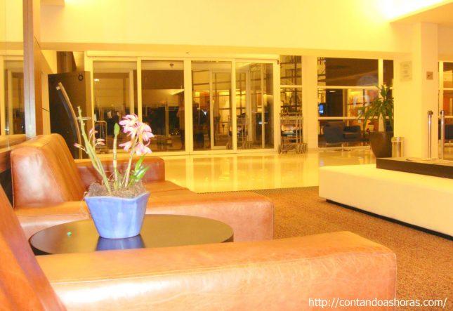 Dica de Hotel em São Paulo: Hotel Novotel Morumbi
