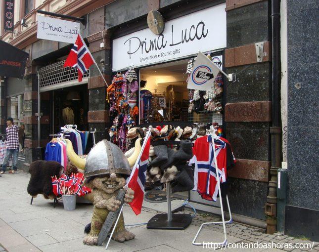 Roteiro: Oslo
