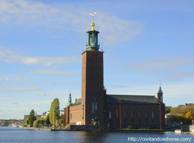 Roteiro: Estocolmo, Suécia