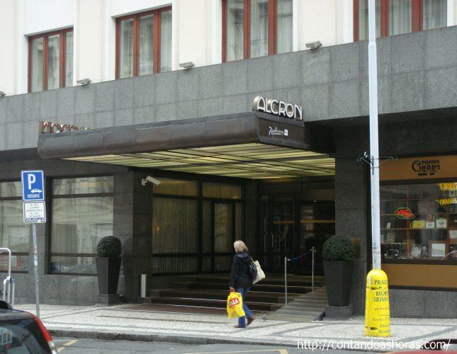Hotel Radisson Blu Alcron, em Praga