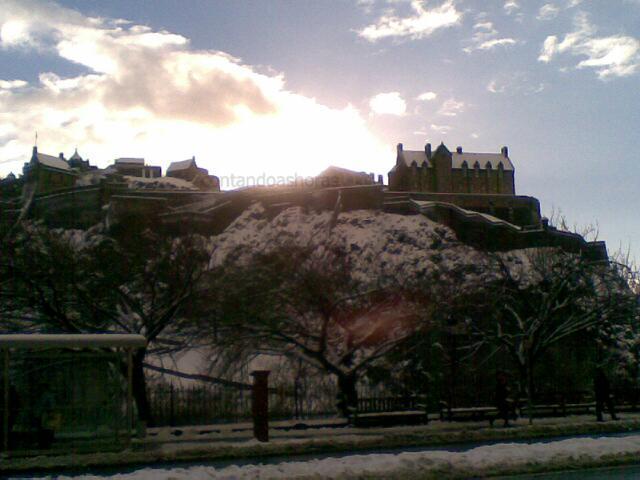 Edimburgo, hoje!