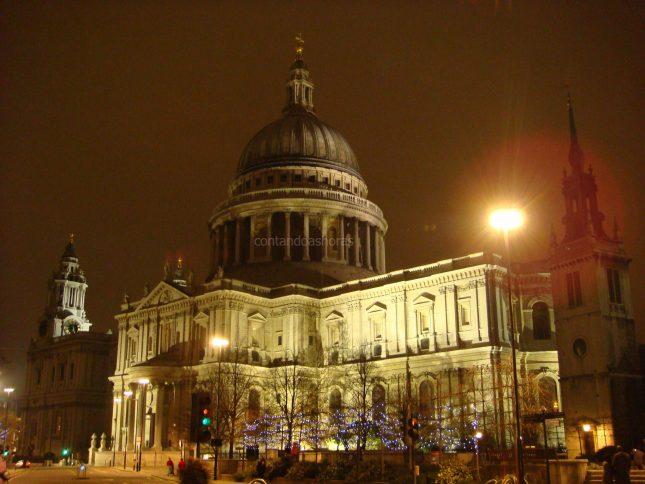 St Paul's Cathedral e Coral de Natal
