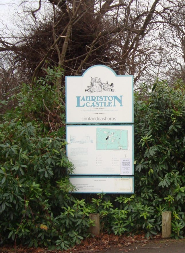 Lauriston Castle, Pizza Express e Our Dynamic Earth