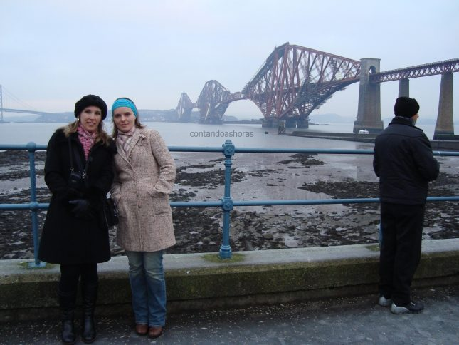 Forth Bridges, Linlithgow, Stirling, Baxters e Tullibardine Destillery