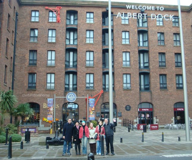 Beatles Story, Albert Docks, Merseyside Maritime Museum e Liverpool One