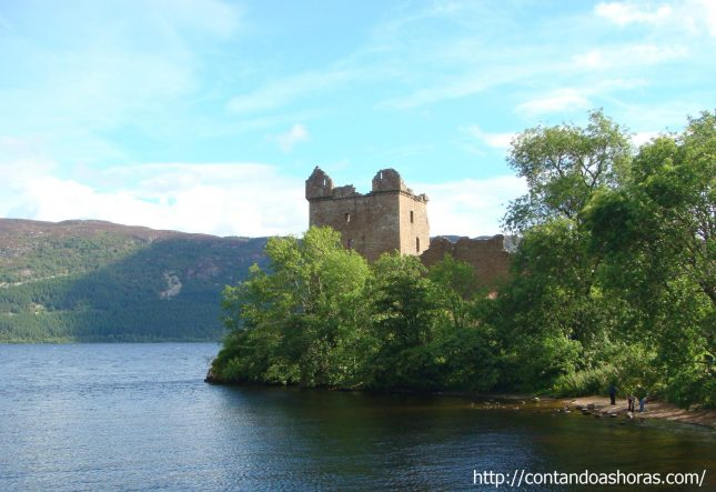 Day Trip para o Lago Ness, Glencoe e The Highlands