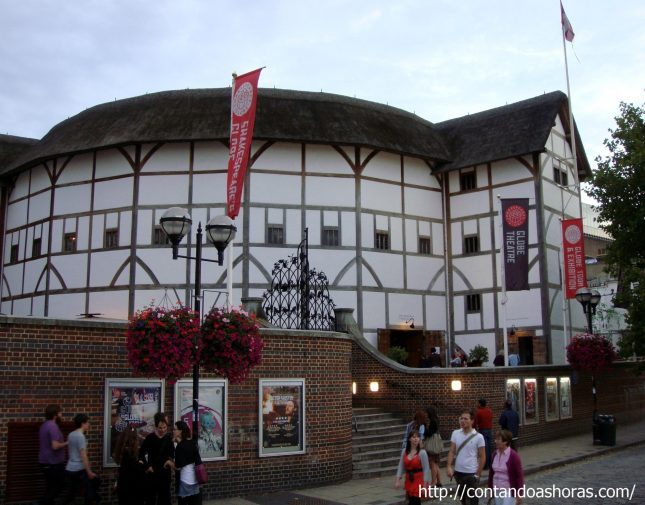 Anne Boleyn no Shakespeare's Globe