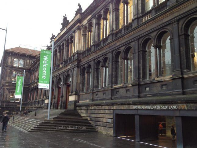 Edimburgo: Museu Nacional da Escócia
