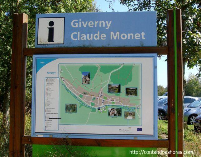A inspiração de Monet… Giverny!!!