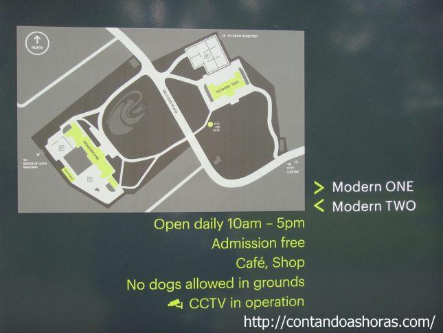 Edimburgo: Os museus de Arte Moderna
