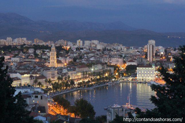 Split: Minha cidade preferida na Croácia