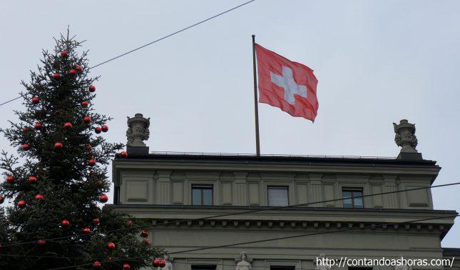 Roteiro: Schwiiz, Suisse, Svizzera ou Svizra??? Suíça!