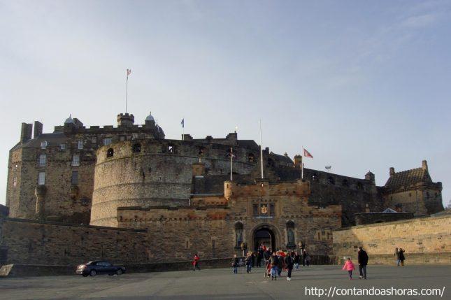 St Andrew's Day: visita ao Castelo de Edimburgo!