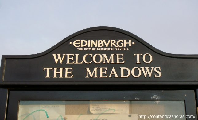 Edimburgo: Meadows Park