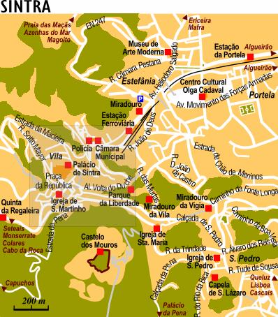 Sintra: Bate-volta a partir de Lisboa