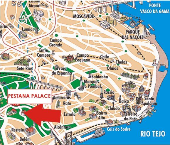 Roteiro Básico em Lisboa