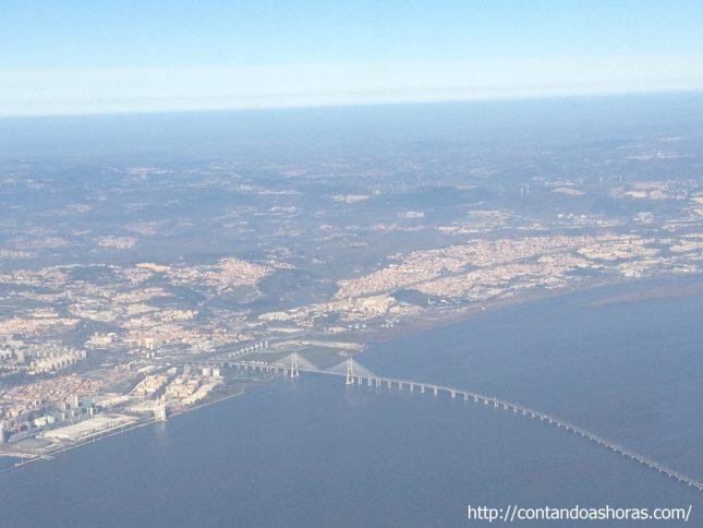 Me despedindo de Portugal (e da Europa) – Imagens aéreas!