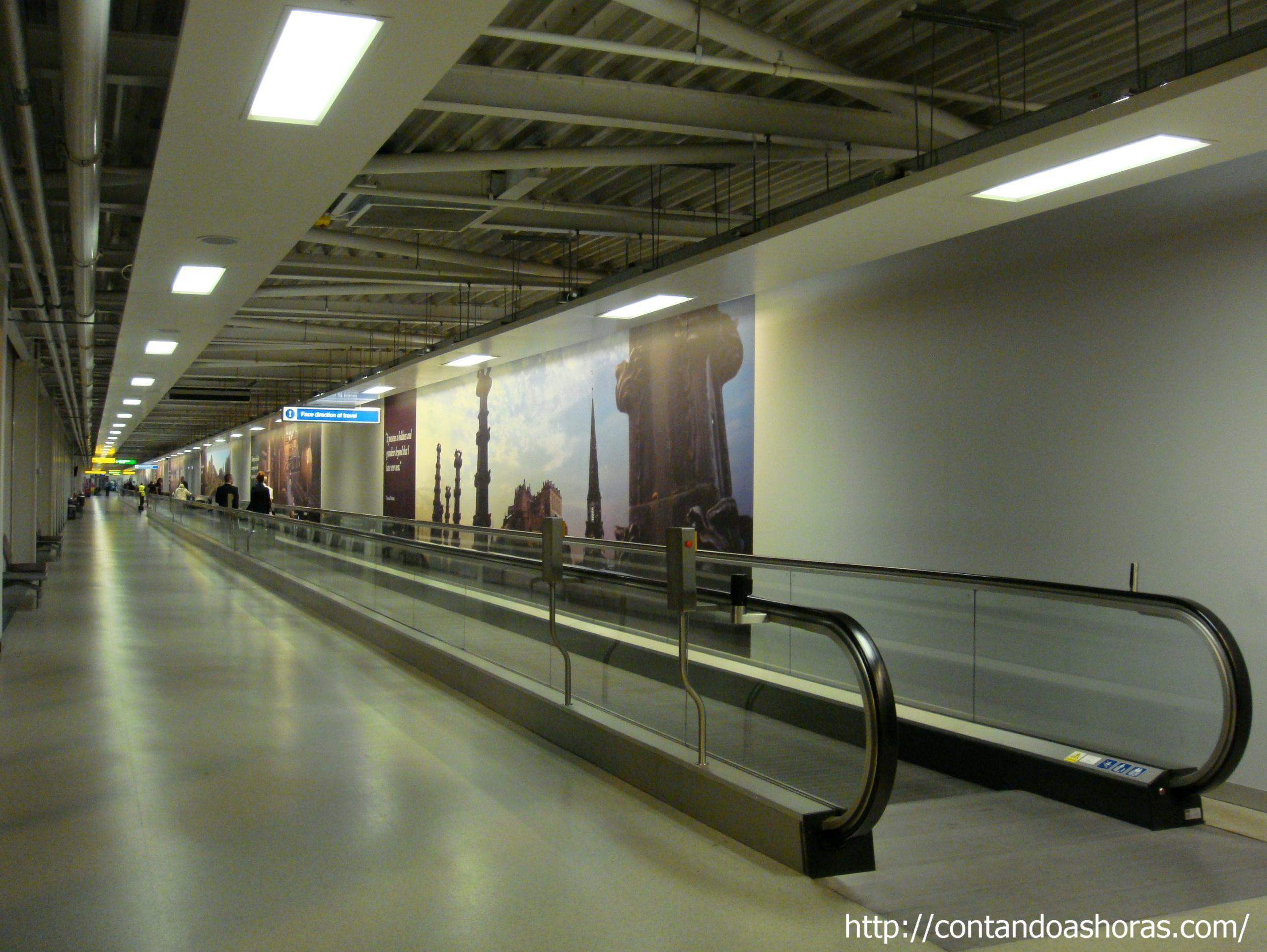 Aeroporto Edimburgo : Contando as horas arquivos aeroporto de edimburgo