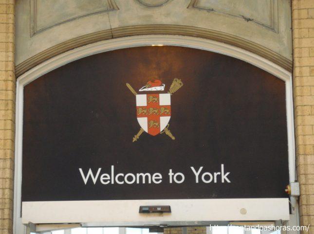 Um dia em York