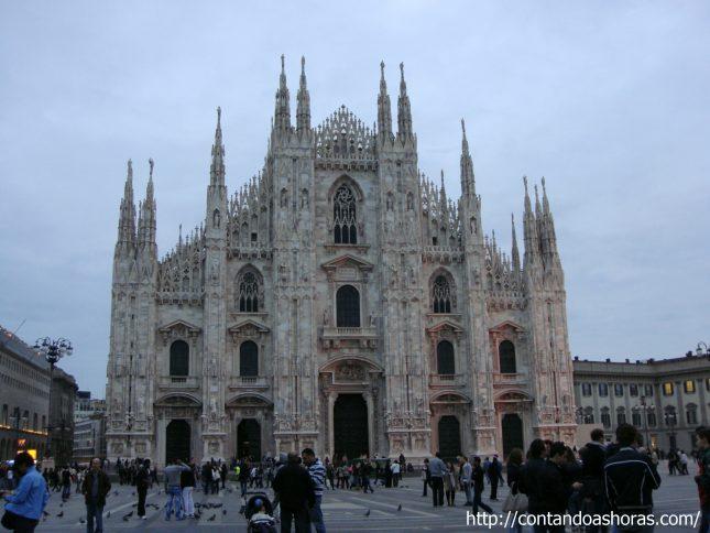 24 horas em Milão!