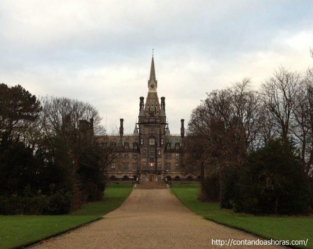Fettes College, em Edimburgo