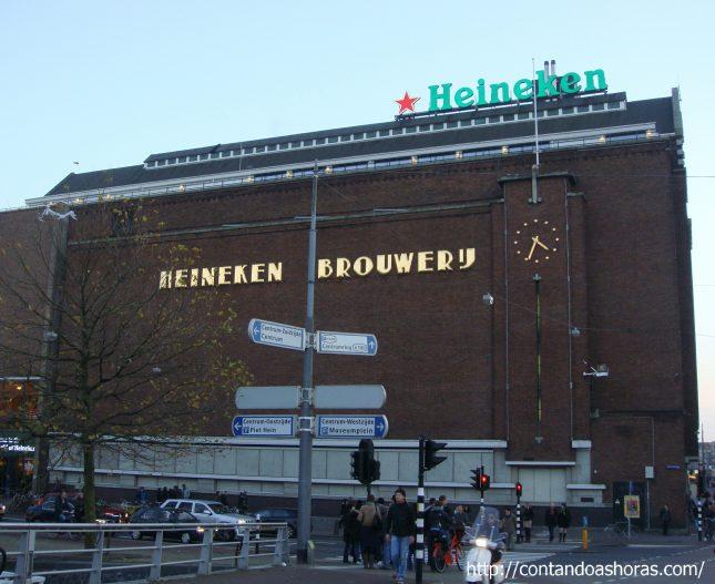 Heineken Experience, em Amsterdam