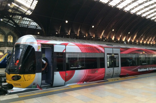 Heathrow Express: do Aeroporto de Heathrow até o centro de Londres