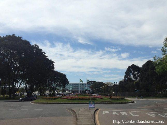 Tour Especial no Palácio Iguaçu – A Sede do Governo do Paraná
