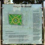 Praça Tiradentes – onde Curitiba foi fundada a 319 anos atrás