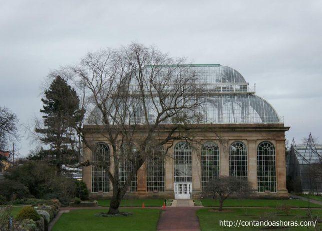 Edimburgo: Jardim Botânico