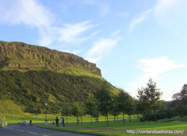 Edimburgo: Arthur's Seat e as trilhas no Holyrood Park