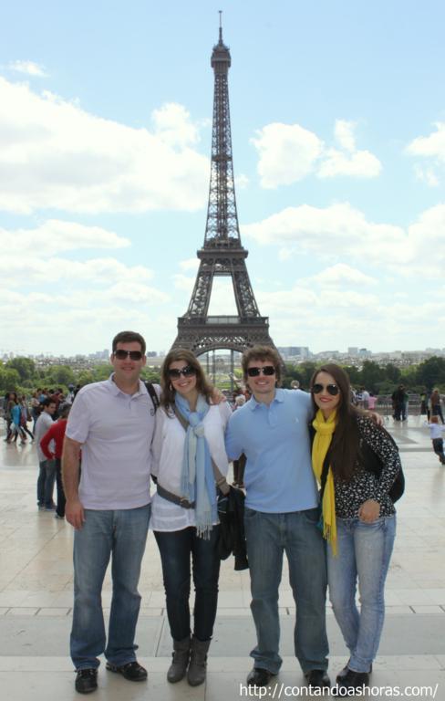 Roteiro de 8 dias em Paris