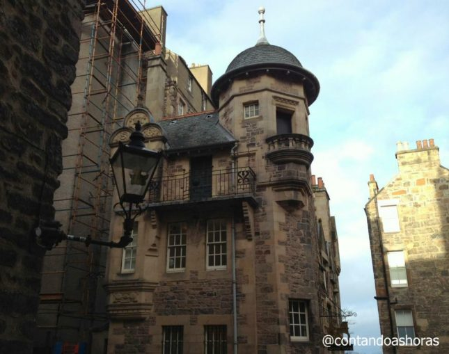 Edimburgo: Writers Museum