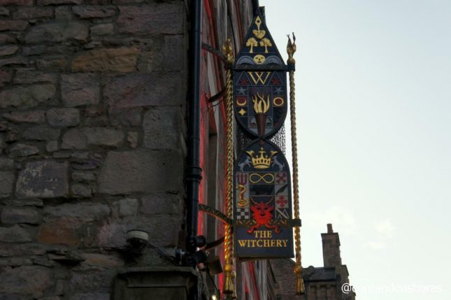Edimburgo: The Witchery