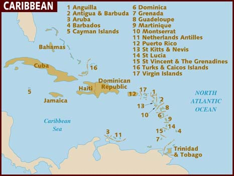 map_of_caribbean