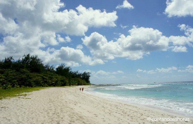 As belíssimas praias de Barbados