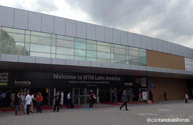 Blog Contando as horas participa da 1ª edição da WTM Latin America