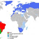 Passo a passo para descobrir se brasileiros precisam de visto e vacina para visitar um determinado país