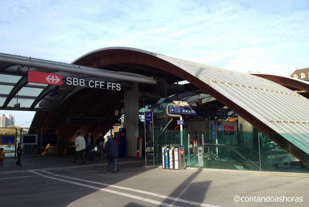Estação de Trem de Berna