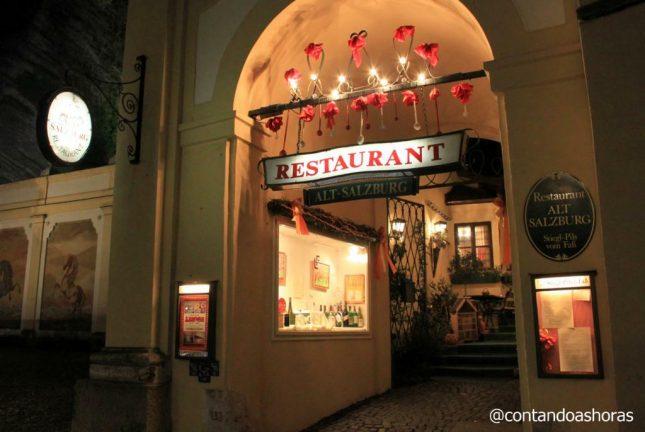 Restaurante Alt Salzburg