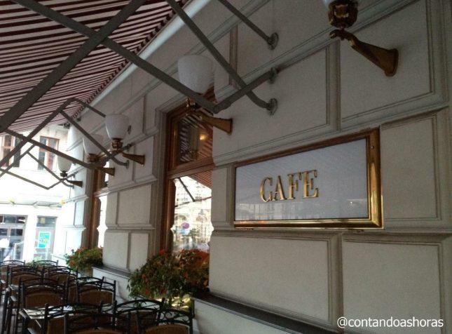 Um programa tipicamente Vienense: Café Imperial e Confeitaria Demel