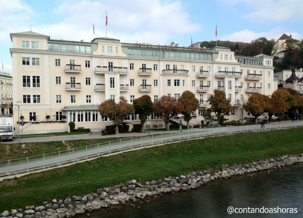 Hotel Sacher de Salzburgo