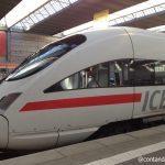 Andando de ICE – O trem de alta velocidade da Alemanha
