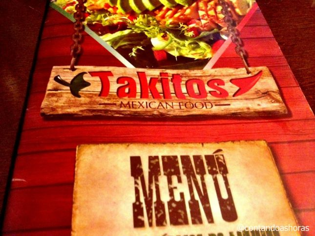 Chapecó: Takitos Mexican Food