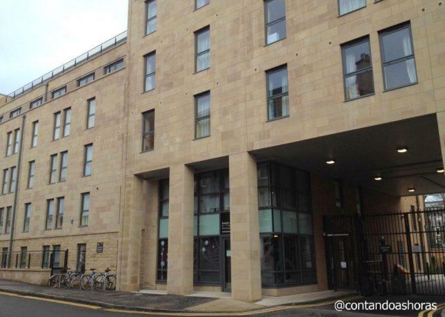 Intercâmbio: Meu Flat em Edimburgo