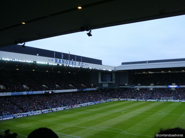 Ibrox Stadium, estádio do Rangers