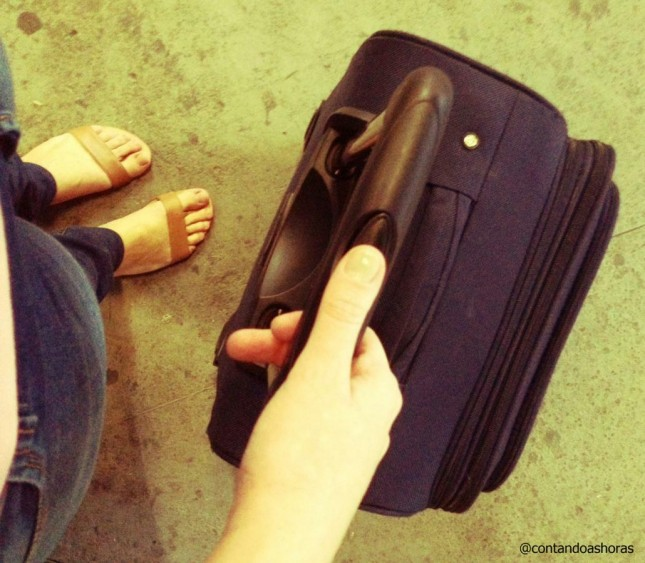 bagagem viagem italia