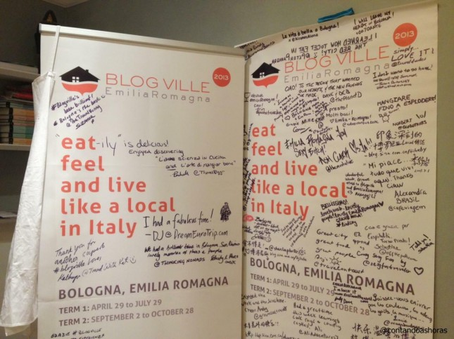 #Blogville: Eat, Feel and Live like a Local in Italy