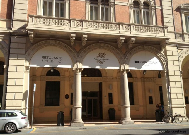 Small Luxury Hotels of the World: I Portici Hotel, em Bolonha!