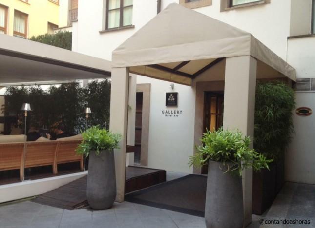 Florença – Gallery Hotel Art